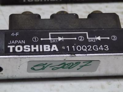 Toshiba Power Diode Module 110q2g43