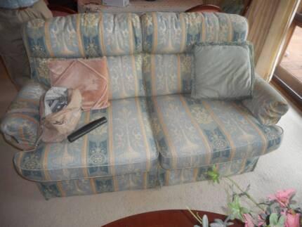 Sofa, Three Seater, Excellent Condition