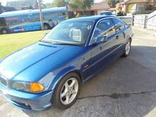 2001 BMW 3 Coupe Forster Great Lakes Area Preview