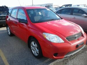 Toyota Matrix-2005 Manual