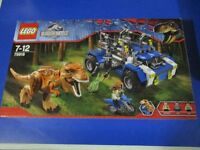 LEGO 75933 Exclusive Jurassic World T Rex Transport Le transport du T Rex N6//18