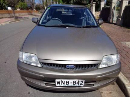 2001 Ford Laser LXi 1.6 Hatchback