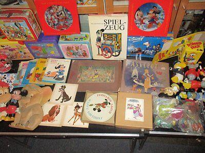DISNEYANA Walt Disney Sammlung Spielzeug usw.