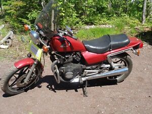 For sale!! 1983 Honda CB 450