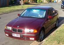 1996 BMW 323I E36Sedan Calamvale Brisbane South West Preview
