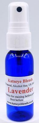 Lavendel Körper-spray (Lavendel Körper und Kissen Spray 30ml All Natural)