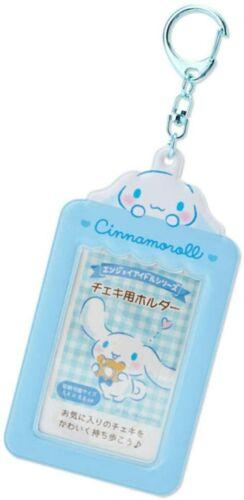 Sanrio Cinnamoroll Photo holder frame charm keychain Cute Cinnamon