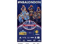 NBA London Global Games