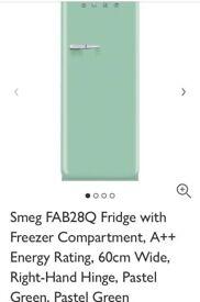 SMEG FAB28QV1 Fridge