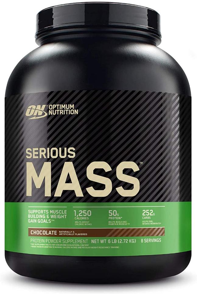 OPTIMUM NUTRITION Serious Mass Weight Gainer Protein Powder,