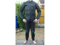 Ladies RST 2 piece leathers size 8