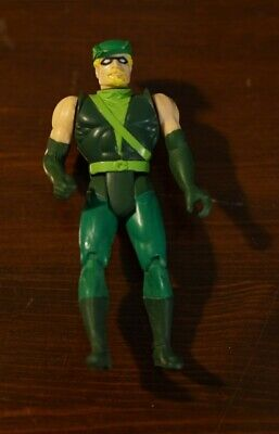 VINTAGE Green Arrow 1984 Kenner DC Super Powers Collection DC Comics Figure
