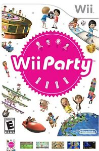 Looking for Wii Party game