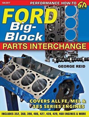 Ford Big-Block Parts Interchange - Book SA397