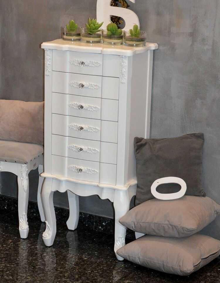 nachtkommode barock weiss das beste aus wohndesign und m bel inspiration. Black Bedroom Furniture Sets. Home Design Ideas
