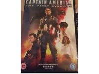 Avengers assemble captain America marvel avatar film movie DVD Blu ray