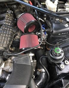 N54 Charge Pipe Duel BOV Combo