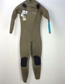Ladies Premium 4mm/3mm Full Length Wetsuit - size 12