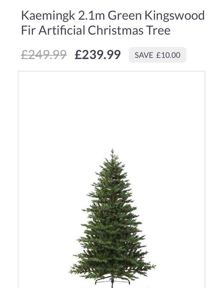 8ft luxury Christmas tree