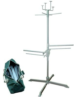 STC Saddle Bridle rack stand Rack'N'Pack Saddle Rack with carry bag FREE POST