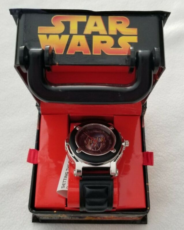 Star Wars Revenge of the Sith Analog Watch NEW