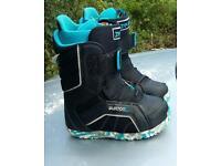 Snowboard Boots Burton Size 5