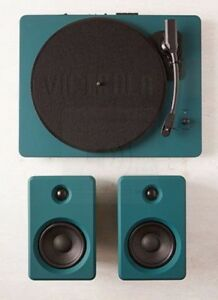 EP-33 Bluetooth Turntable With Speakers