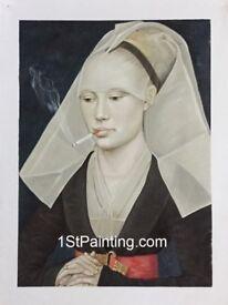 Canvas Art Reproduction