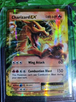 Charizard EX 12/108 Ultra Rare Pokemon XY Evolutions NM (Pack Fresh)