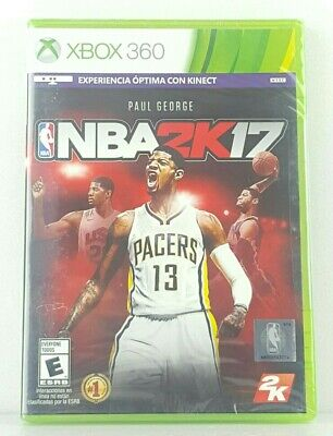 NBA 2K17 Game For Xbox 360 Better With Kinect New Sealed Fast Shipping Gift comprar usado  Enviando para Brazil