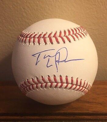 Tony LaRussa Autographed Signed Rawlings Official MLB Baseball Cardinals HOF