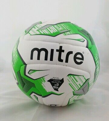 New Mitre B5205 Ultragrip Netball Official Size 5 Training Practice Match Ball by Mitre