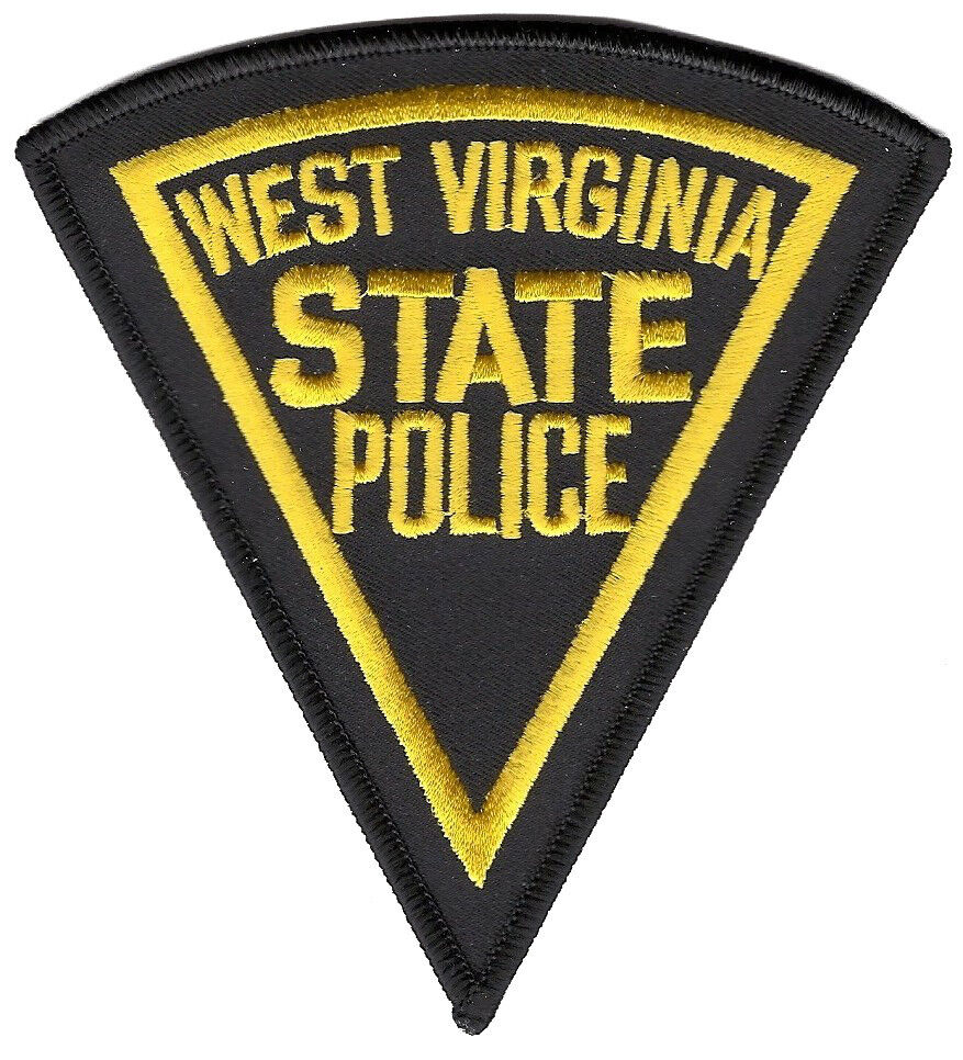 Home Decoration - West Virginia State Police Sticker Vinyl