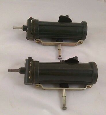 M35A2 M54 M809 (2) Windshield AIR WIPER MOTOR Military Truck Parts 7539696 for sale  Augusta