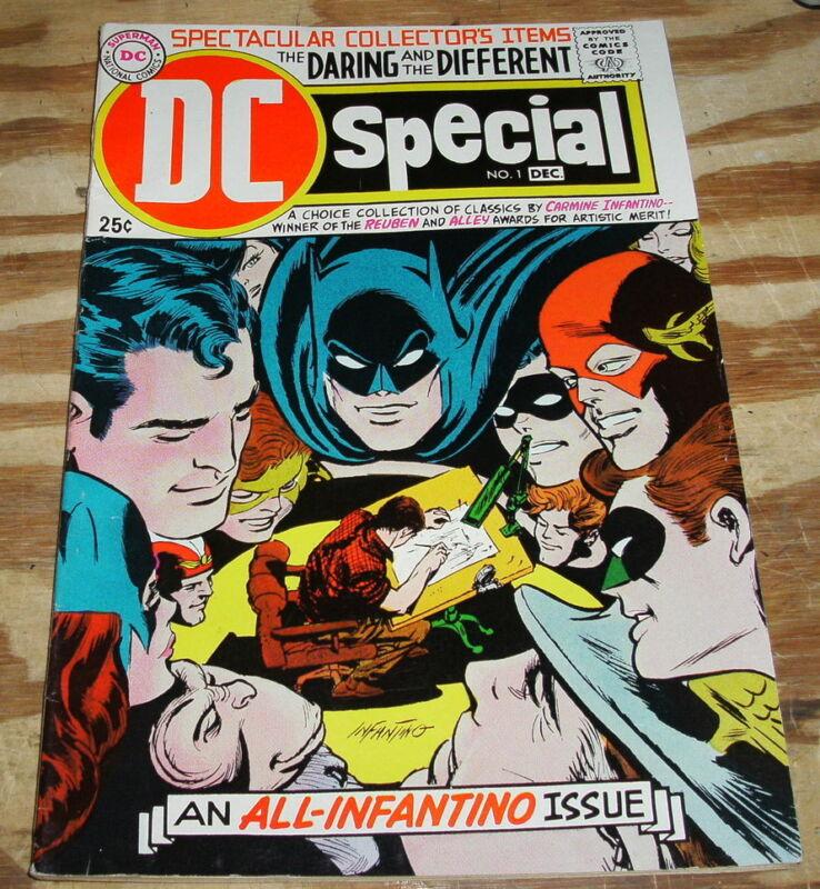 DC Special #1 very fine/near mint 9.0