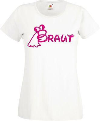 Braut Security Frauen T-Shirt Jga Junggesellinnenabschied Braut Schleier Süß