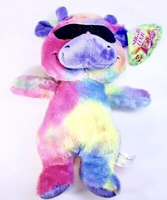 sugar loaf toys plush Tiedie Pig With Sunglasses (Pig With Sunglasses)