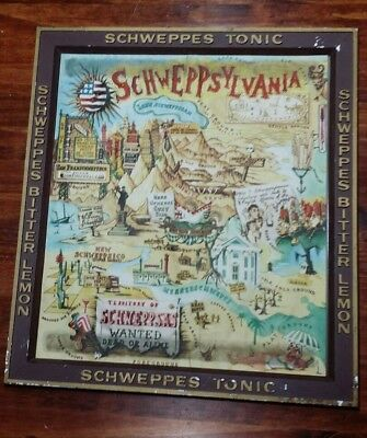 Schweppsylvania Plaque