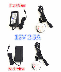 Brand New Power Supply Adapter Transformer, 12V / 24V 2A 2.5A 3A 5A 6A, Desk Top / All-In-One Pack