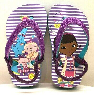 Disney Doc Mcstuffins Flip Flop  Girl's US - Doc Mcstuffin Schuhe