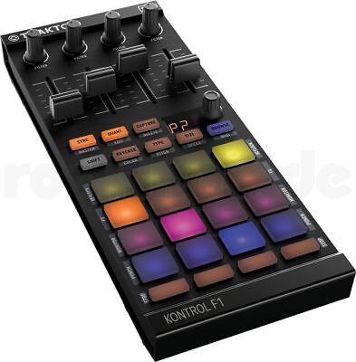 Gebraucht, Native Instruments Traktor Kontrol F1 NI DJ Remix Deck Controller - NEU gebraucht kaufen  Deutschland