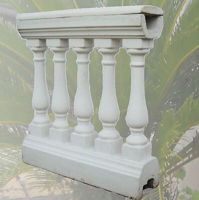 Set N 8 Positano Balustrades With Sectional Travelling case Cm H 95x L 720x P 23