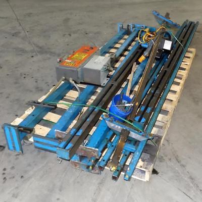 Demag Cranes Hoist Dc-com 1-125 11 H5 V9.62.4 W Gorbel Shop Crane System