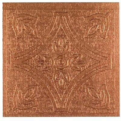 (Self Adhesive Wall Tiles Peel And Stick Backsplash Kitchen Bath Vinyl Copper )