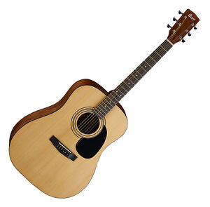 CORT AD810 DREADNOUGHT ACOUSTIC GUITAR STEEL STRING BRAND NEW w SPRUCE TOP
