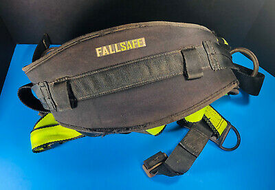 Fall Safe Extreme Harness Made In The Usa N-416l Y N-439x Xl