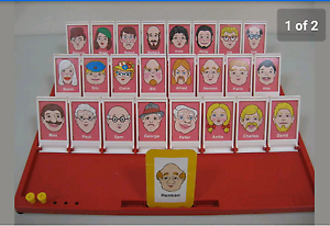 WANTED Original Guess Who Board Game Port Lincoln Port Lincoln Area Preview
