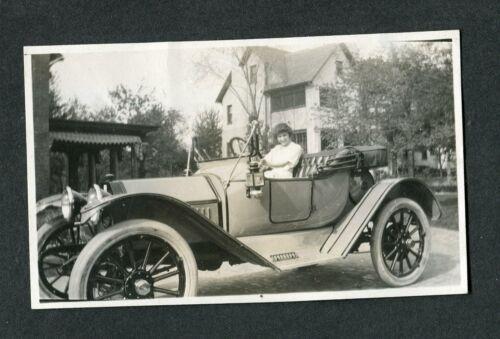 Vintage Car Photo 1912 Buick Roadster 419105