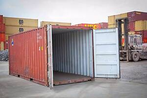 20' & 40' Secondhand Shipping Container - Ararat FROM Ararat Ararat Area Preview