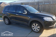 HOLDEN CAPTIVA 2010 LX Point Cook Wyndham Area Preview